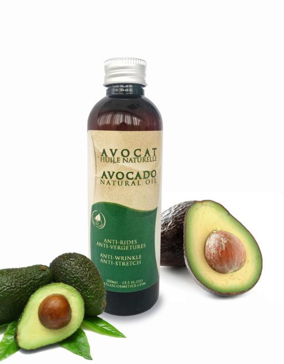 Huile Naturelle d'Avocat Azoor